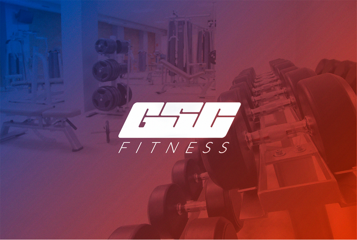 GSC Fitness - Logotipo